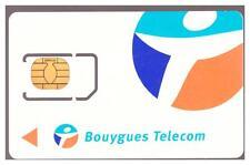 FRANCE - Carte GSM Mobile SIM - Bouygues Télécom  - NEUVE  Périmé - Lot 205