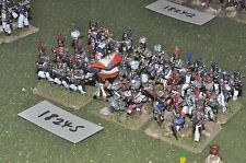 25mm napoleonic / french - infantry 36 figs - inf (18245)