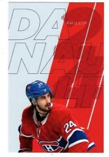 NEW 2018-19 PHILIP DANAULT  MONTREAL CANADIENS TEAM ISSUE POST CARD RARE!