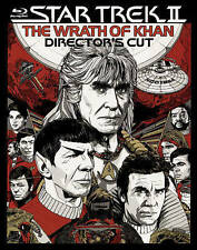 Star Trek II: The Wrath of Khan (Blu-ray Disc, 2016)