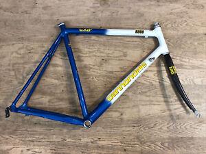 Cannondale R900 CAD3 Aluminum Road Bike Frameset Frame Fork 58cm Made In USA