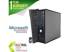DELL Desktop Computer 780 Core 2 Quad Q8200 (2.33 GHz) 4 GB DDR3 1 TB HDD Intel