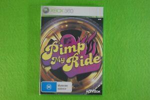 Pimp My Ride - Xbox 360 - Fast Postage !!