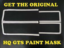 HQ GTS Stripes for HOLDEN 1971-74 Monaro  Paint Masking kit Stencil