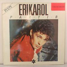 "Erikarol – Partir (Vinyl, 12"", Maxi 45 Tours)"