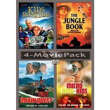 Kids of the Round Table,The Jungle Book,Train Quest,Micro Mini-Kids. (2001)