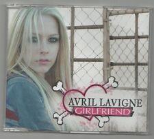 avril lavigne - girlfriend cd single