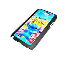 NEW ALOHA STITCH SAMSUNG GALAXY NOTE 2 N7100 PLASTIC CASE SUPER FAST SHIPPING