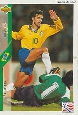 N°061 PALHINA BRAZIL TRADING CARDS UPPER DECK WORLD CUP USA 1994
