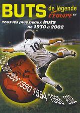 Buts de légende de 1930 à 2002 (DVD)