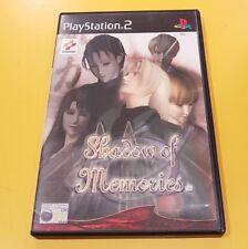 Shadow Of Memories GIOCO PS2 VERSIONE ITALIANA