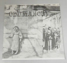 "1988 ODD MAN OUT 45 Government Issue & Various Bands 7"" Record Punk Rock"