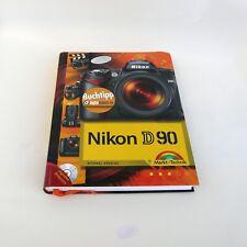 LIBRO DE NIKON D90 IDIOMA  ALEMAN