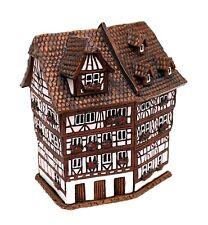 cerámica casa de velas lichterhaus Portavelas löwenapotheke 15cm 40567