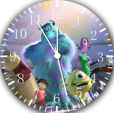 """Disney Monster Inc wall Clock 10"""" will be nice Gift and Room wall Decor A463"""