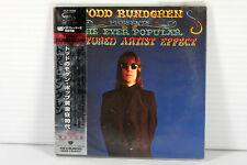 TODD RUNDGREN: THE EVER POPULAR TORTURED... JAPAN MINI LP SHM-CD, ORIGINAL, OOP