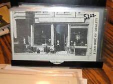 #5222,WM Wise & Sons Bucyrus Ohio,Circa 1910,Storefront Seldom Seen Cd