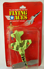 New Old Stock Mattel Flying Ace No 6 Freedom Fighter Sky Shooter Airplane