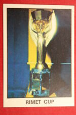 Panini WORLD CUP ARGENTINA 78 N. 1 RIMET CUP