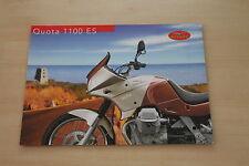 167642) Moto Guzzi Quota 1100 ES Prospekt 200?