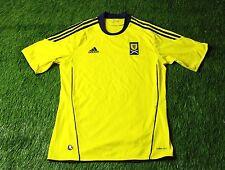 SCOTLAND NATIONAL TEAM 2010/2011 FOOTBALL SHIRT JERSEY AWAY ADIDAS ORIGINAL