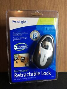 Kensington MicroSaver Retractable Lock SEALED