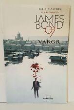 JMAES BOND 007 VARGR #1 VF.NM