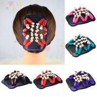 EG/_ Lovely Comb Style Hairpin Hair Side Clip Women Girls Headwear Accessories Di