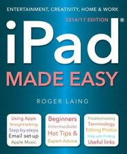iPad Made Easy (New Edition),Roger Laing