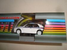 LANCIA DELTA INTEGRALE MARTINI 1992 1/43 GENERATION GTI MOLD WHITEBOX