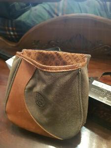Beretta Gamekeeper Shotgun Cartridge bag pouch Green Hunting Shooting