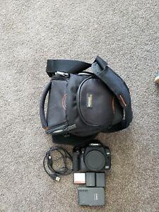 Canon EOS 350D - body plus accessories