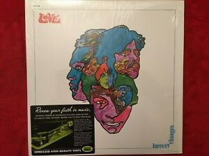 "LOVE   ""FOREVER CHANGES""  LP  2001  REMASTER  LP-5102  PSYCH  ROCK  12""  USA  NM"
