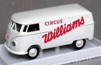 Brekina 32596 Wolkswagen T1b Circus Williams HO 1:87
