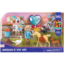 Dreamworks Spirit Riding Free: Abigail's Vet Set 16 Pieces