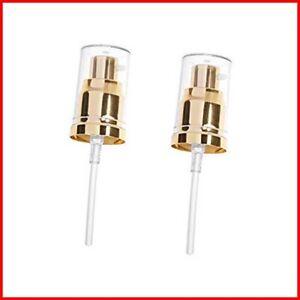 2Pack Foundation Pump for Estee Lauder Double Wear Foundation - Gold