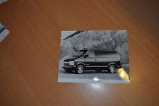 PHOTO DE PRESSE ( PRESS PHOTO ) Chevrolet Astro de 1995 GM284