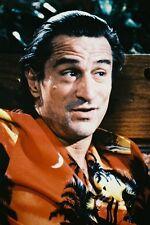 Robert De Niro As Max Cady Cape Fear 11x17 Mini Poster Hawaiian Shirt With Cigar