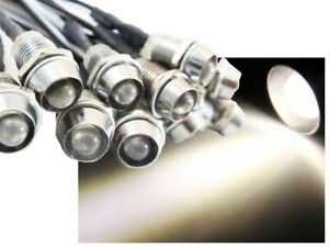 LED Sternenhimmel Lichtpunkte Edelstahl Spots warmweiss 10-100 LED