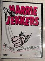 Harrie Jekkers (DVD, 2005, Dutch) Het Gelijk Van De Koffietent