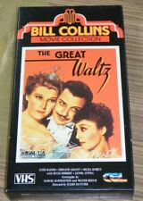 VHS Movie - Bill Collins Movie Collection: The Great Waltz