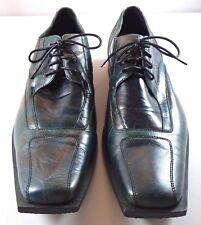 Impulse Steeple Gate Shoes Mens Size 13 M Multi-Color Leather Square Toe Oxfords