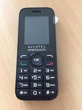 Alcatel 10.16G - Black (Ohne Simlock) Handy