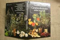 Fachbuch Kräutergarten, Kräuterkunde, Anbau, Kräuterbeet, Gewürzkräuter, DDR