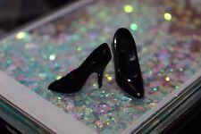 Barbie doll Mattel black high heel heels Superstar era pumps shoes