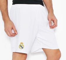 Men's Adidas White Real Madrid Climacool Shorts Size XL