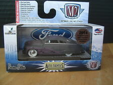M2 Machines 1949 Matte grey Mercury 49 Merc super Chase 1/64 Diecast 1 of 252pc