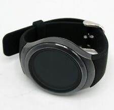 Samsung Gear S2 SM-R730A AT&T Smartwatch - Dark Gary