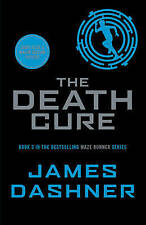 THE DEATH CURE (MAZE RUNNER) JAMES DASHNER, PAPERBACK - NEW BOOK