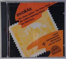 DVORAK: Water Goblin, Noon Witch SEALED Supraphon Czech Talich CD